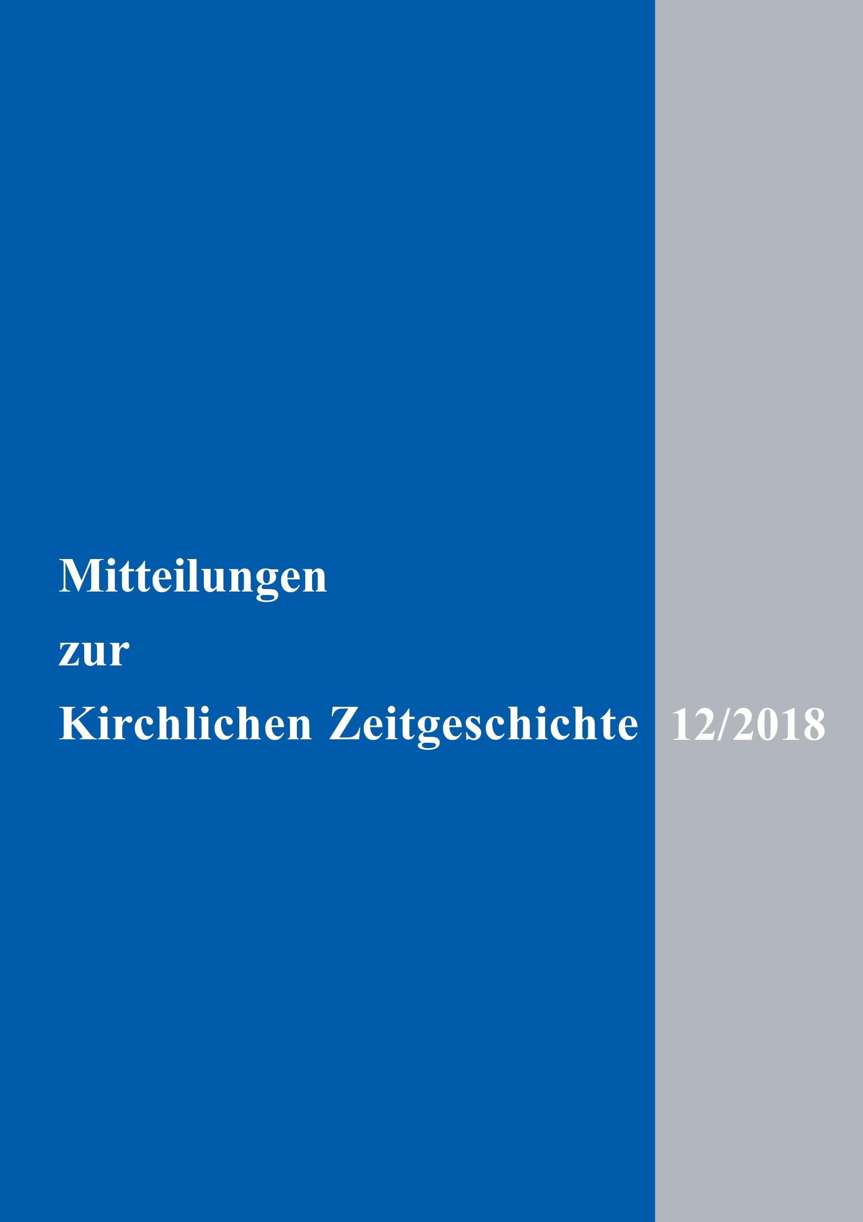 Ansehen Bd. 12 (2018)