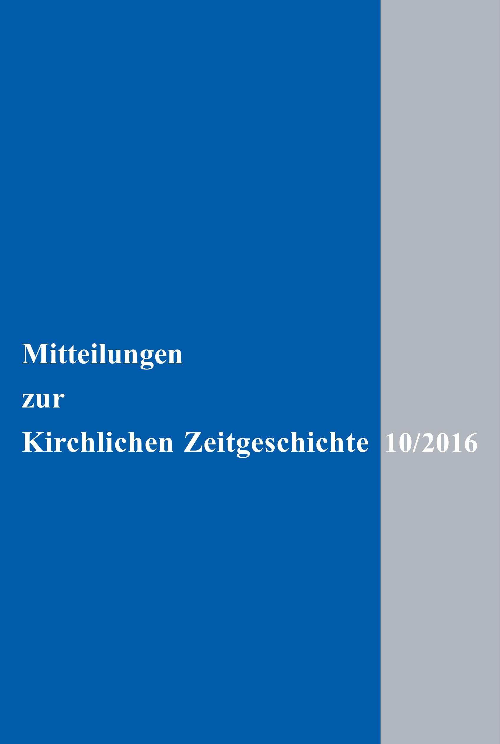 Ansehen Bd. 10 (2016)